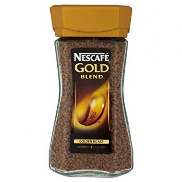 Nescafe gold Blend UK 200Gms