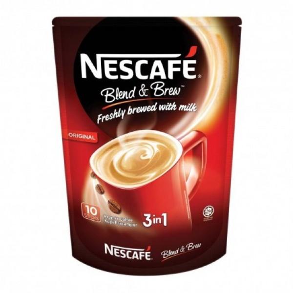 Nescafe Original Blend Coffee 7 OZ / 198 Gms
