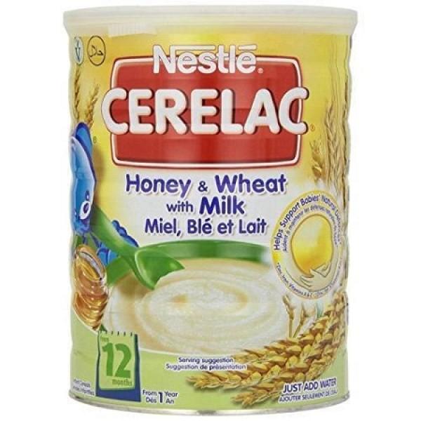 Nestle Ceralac Honey & Wheat With Milk 400 Gms