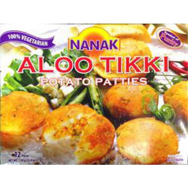 Nanak Aloo Tikki 50 Pieces