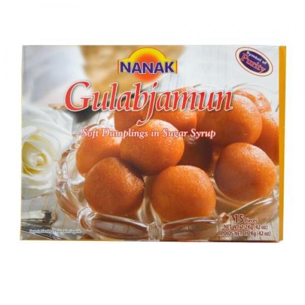 Nanak Gulab Jamun 12 Pieces / 908 Gms