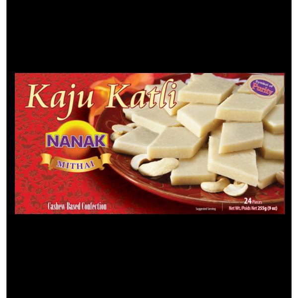 Nanak Kaju Katli 24 Pieces / 255 Gms