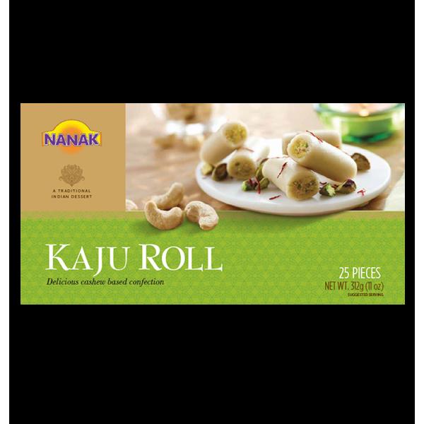 Nanak Kaju Roll 25 Pieces