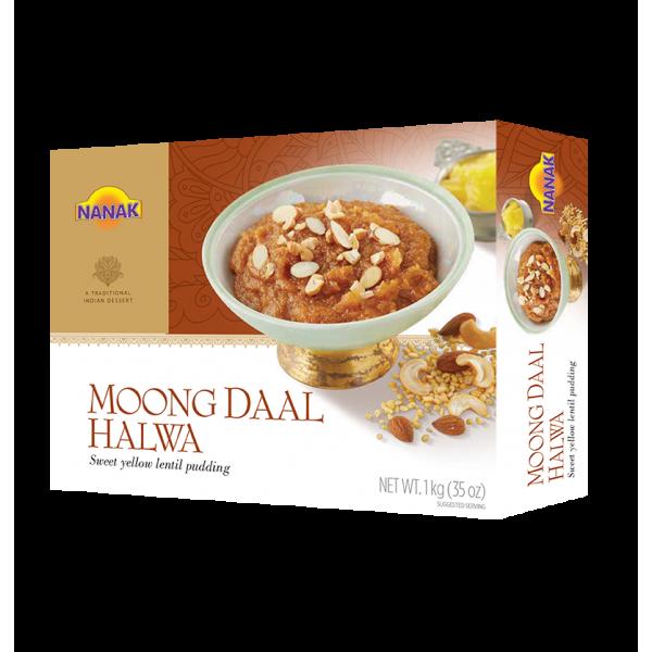 Nanak Moong Dal Halwa 35.3 Oz / 1 Kg