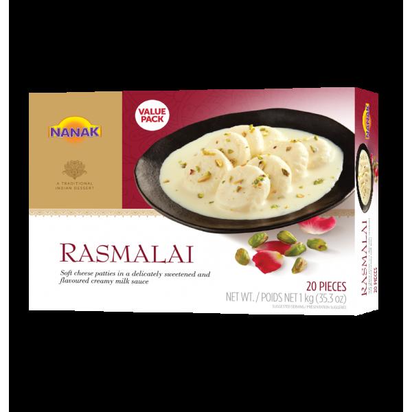 Nanak Rasmalai 20 Pieces / 1 Kg