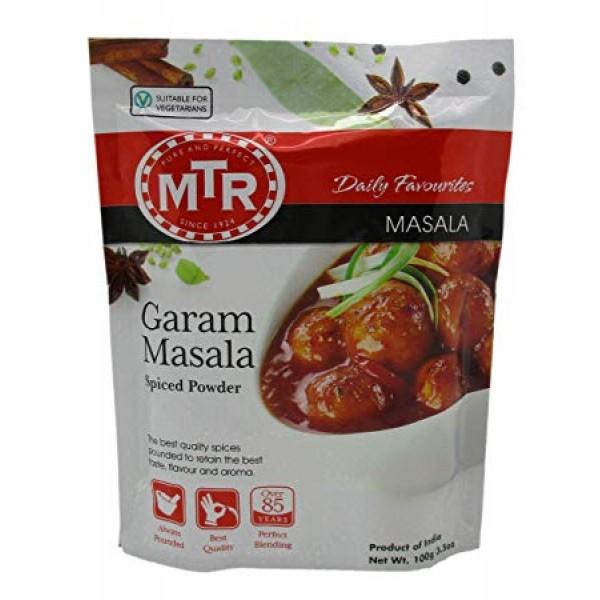 MTR Garam Masala 3.5 Oz / 100 Gms