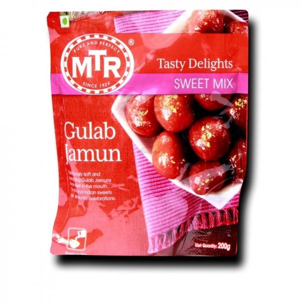MTR Gulab Jamun 7 OZ / 200 Gms