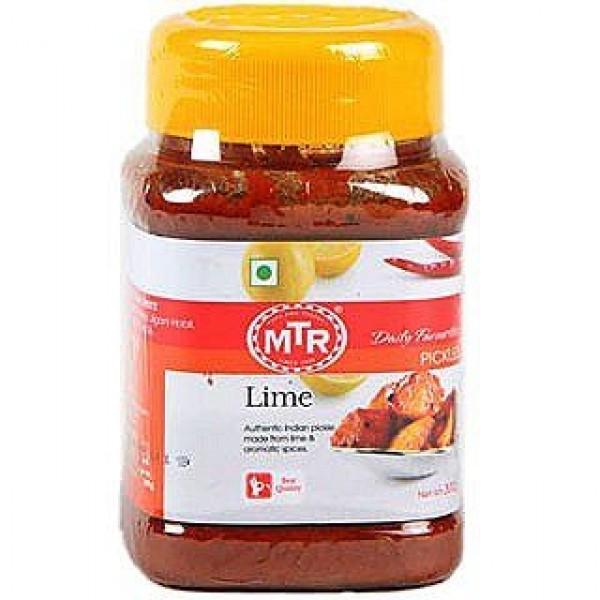 MTR Lime Pickle 10.5 Oz / 300 Gms