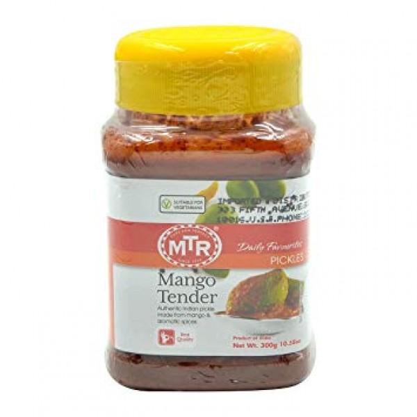 MTR Mango Tender Pickle 10.5 Oz / 300 Gms
