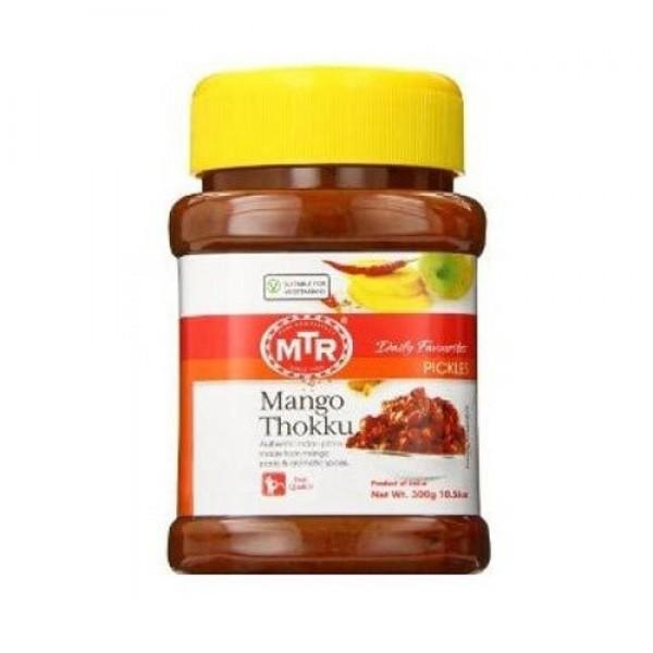 MTR Mango Thokku Pickle 10.5 Oz / 300 Gms