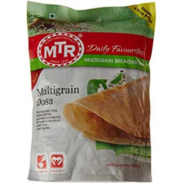 MTR Multi Grain Dosa 17.8 Oz / 500 Gms