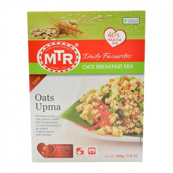 MTR Oats Upma 17.8 Oz / 500 Gms