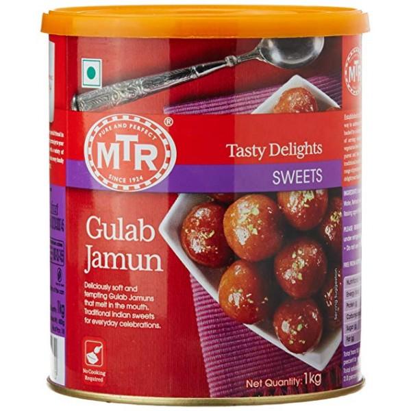MTR  Gulab Jamun 35.3 Oz / 1 Kg