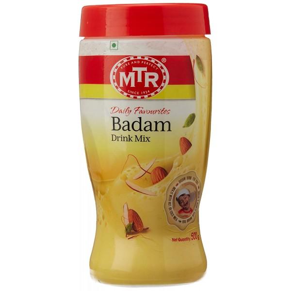 MTR Badam Drink Powder 500Gms