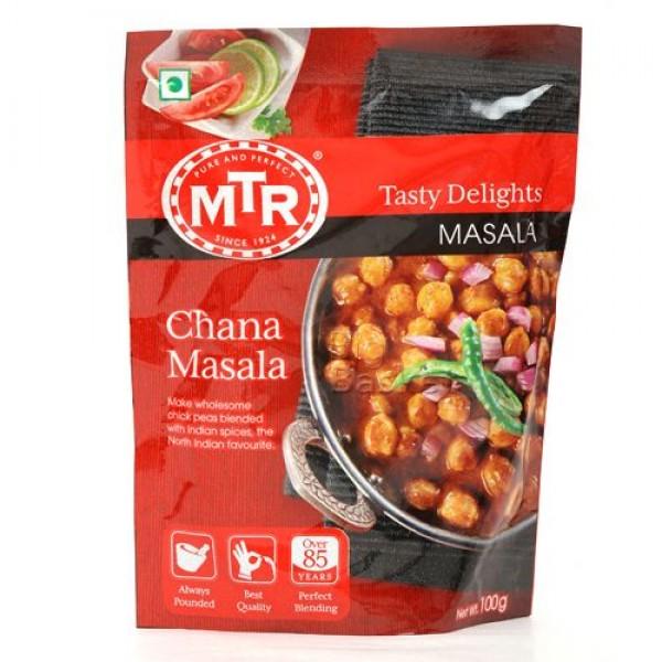 MTR Chana Masala 3.5 Oz / 100 Gms
