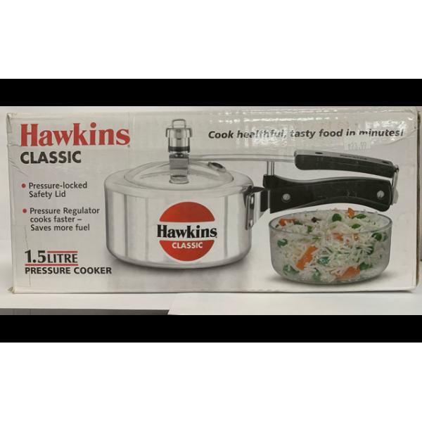Hawkins Stainless Steel Cooker 1.5LT
