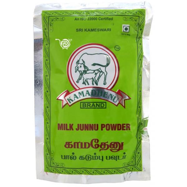 Kamadhenu Milk Junnu Powder   Colostrum powder/100 GMS