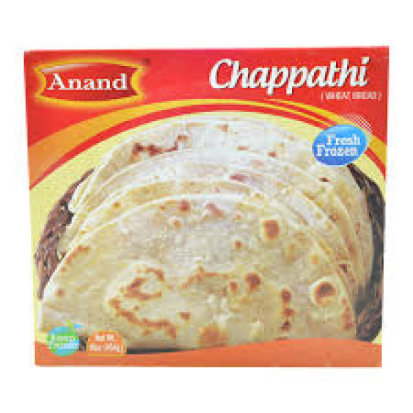 Anand Chapati 16 Oz / 454 Gms