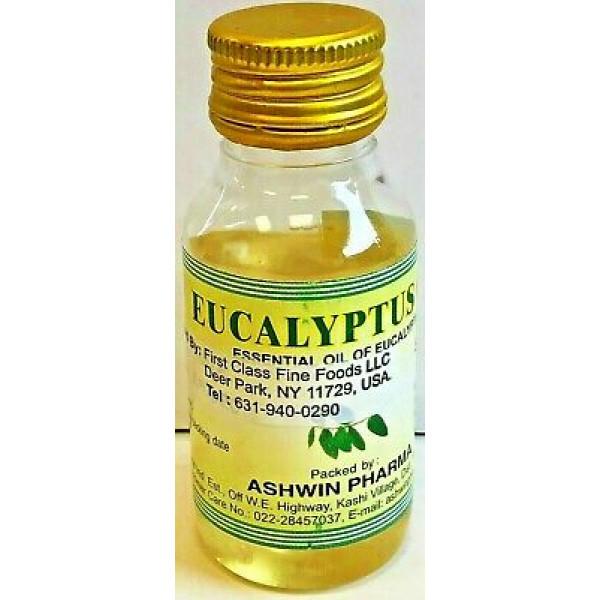 Ashwin Pharma Eucalyptus Oil 100 ML
