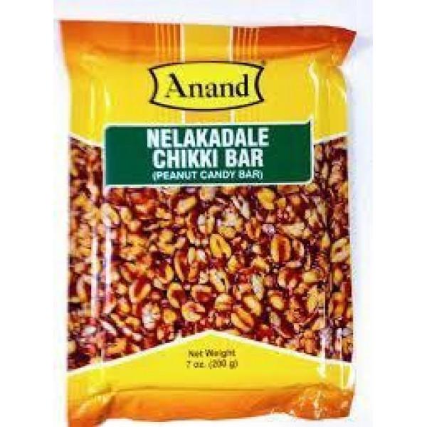 Anand Peanut Candy Bar 7 oz / 200 Gms