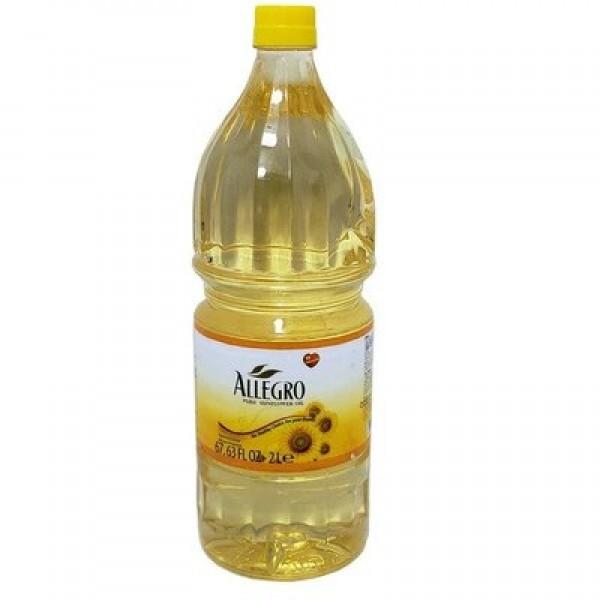 Allegro Pure Sunflower Oil 67.63 Fl Oz