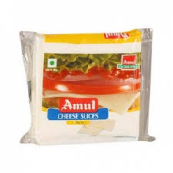 Amul Cheese Slices 7.06 OZ / 200 Gms