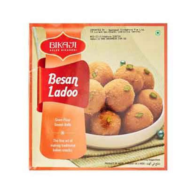 Bikaji Besan Laddu 400 Gms