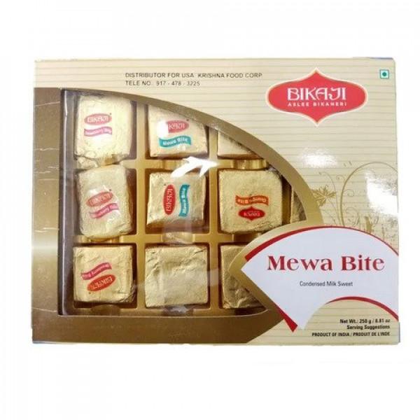Bikaji Coconut Mewa Bytes 8.8 Oz / 250 Gms