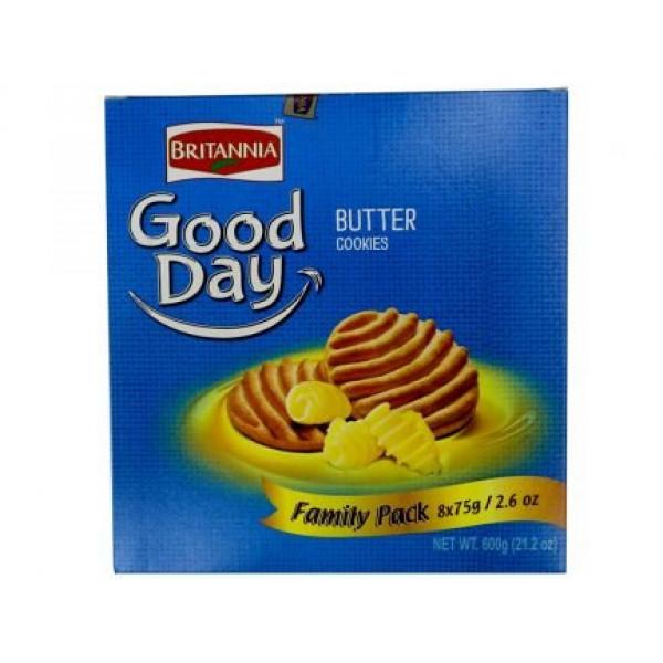 Britannia Good Day Butter Cookies 600 Gms