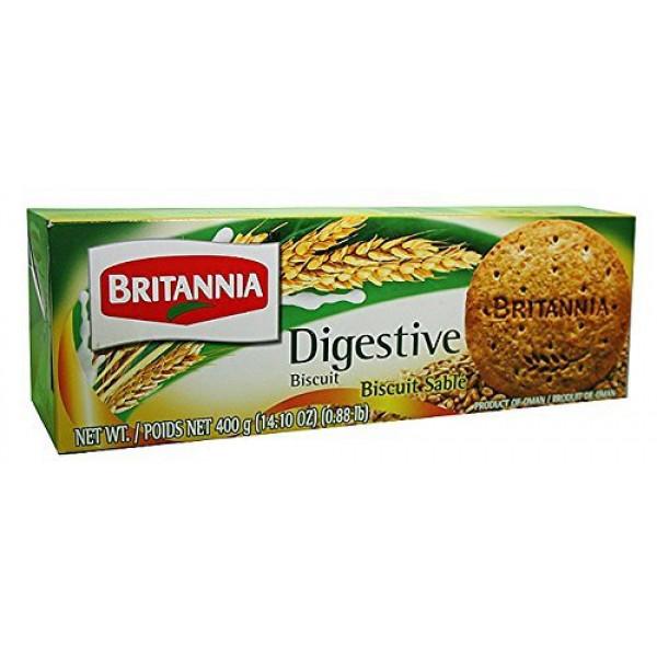 Britannia Digestive Biscuits 400 Gms