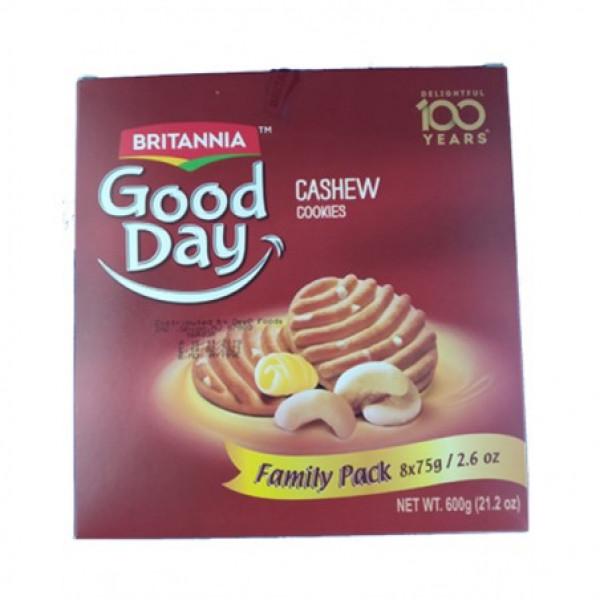 Britannia Good Day Cashew Cookies  600 Gms