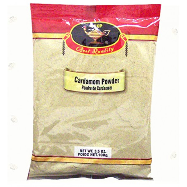 Deep Cardamom Powder 3.5 Oz / 100 Gms