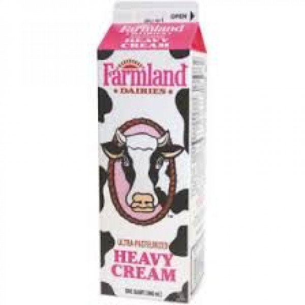 Farmland Heavy Cream one quart