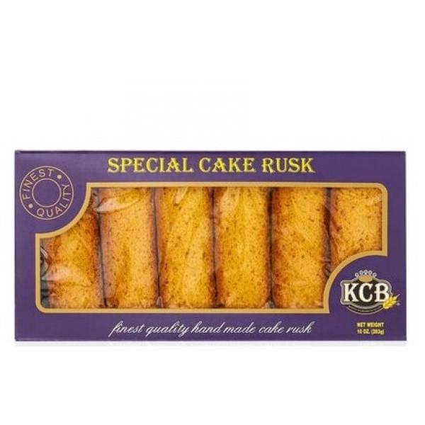 KCB  Special Cake Rusk 10 OZ/283Gms