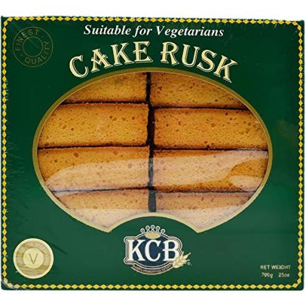 KCB Cake Rusk (Suitable for Vegetarian) 652 Gms
