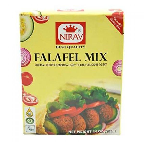 Nirav Falafel Mix 14 Oz / 397 Gms