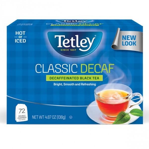 Tetley Decaf Tea 72 Bags