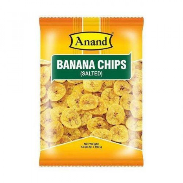 Anand Banana Chips(Salted) 14.08 Oz / 400 Gms
