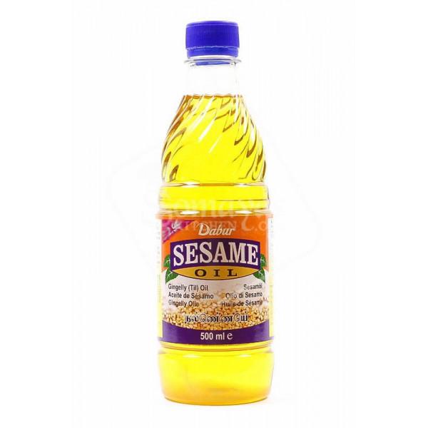 Dabur Sesame Oil 16.9 Fl Oz/500Ml
