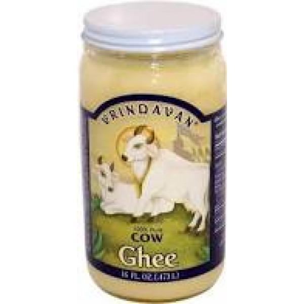 Vrindavan Cow Ghee 16 Fl Oz