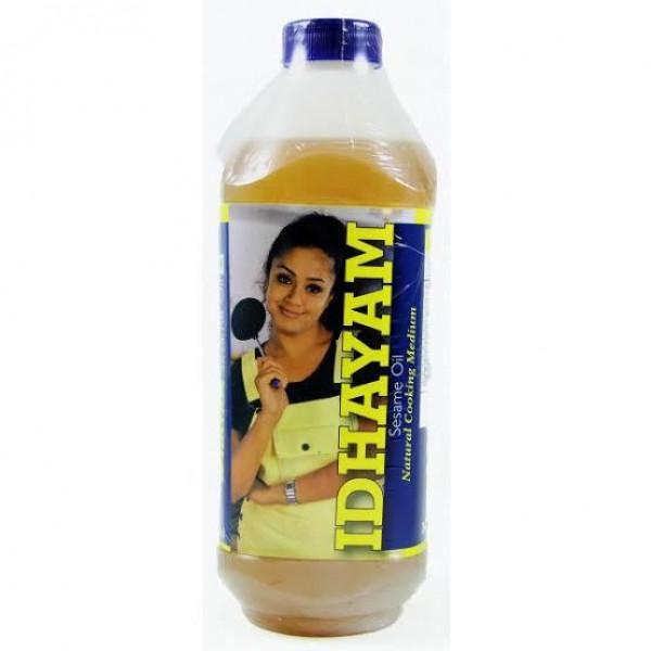 Idhayam Sesame (Gingelly)Oil 16.9 Fl Oz