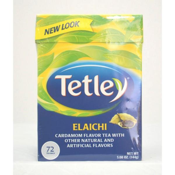 Tetley Tetley Elaichi Tea Bags 5.08 OZ / 144 Gms