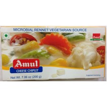 Amul Cheese Chiplet 7.06 OZ / 200 Gms