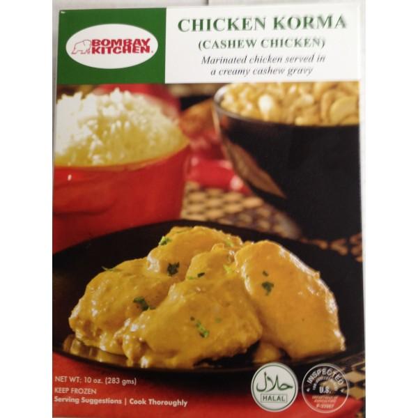 Bombay Kitchen Chicken Korma 10 Oz / 283 Gms