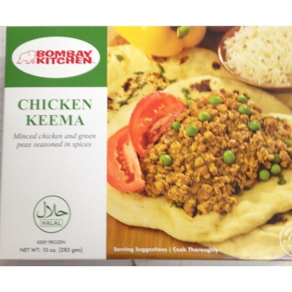 Bombay Kitchen Chicken Keema 10 Oz / 283 Gms