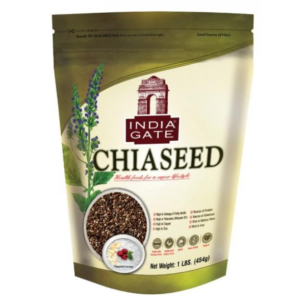 India Gate Chia Seeds 300 Gms