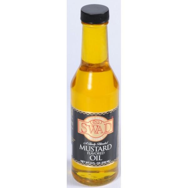 Swad Mustard-Flavored Oil 8 Fl Oz