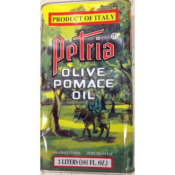 Petria Olive Pomace Oil 101 Fl Oz