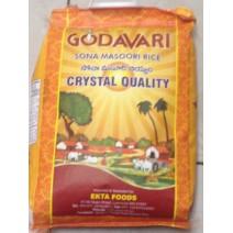 Godavari Sona Masoori Rice 20 LB / 9 KG