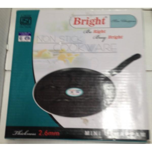 Bright Non Stick Cookare 10 oz / 300 Gms
